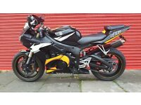 YAMAHA R6 R46 2005 ROSSI REP FROM COOPERIZED FELTHAM TW13 4PA