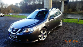 Saab 9-3 1.9 ttid LOW MILAGE ⭐ONE YEAR MOT