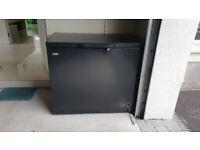 Logik Black Chest Freezer – only £155