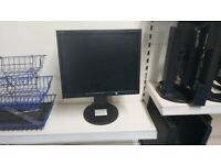 NEC MultiSync EA193M-BK Monitors 11 available £77 each