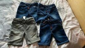 Boys shorts - 2-3 years