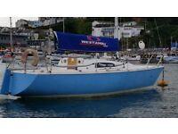 Sailing yacht impala 28 impulsive