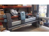 6 station PB inserter with high cap sheet feed
