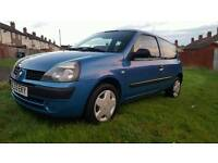 Renault clio 69000 miles 12 months m.o.t