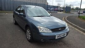 Ford Mondeo 1.8 Petrol Hpi Clear Very Low Miles Full Service History Long MOT Starts And Drives