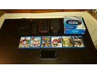 PSVita For Sale with Games/Accessories