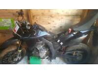 Lexmoto 125 spares or repairs