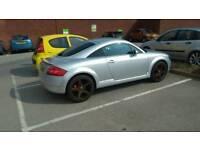 1999 Audi TT 225 - lots spent - ABT alloys