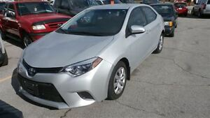 2014 Toyota Corolla Heated Seats, Backup Camera, Bluetooth