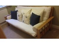 The Futon Co double sofabed