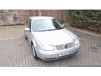 Automatic 2003 VW Bora SE 1.6 Petrol Good Condition Service History Alloy wheels
