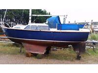 Sabre 27 sailing yacht MK2