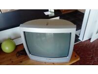 Old style colour TV
