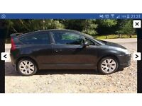 CITROEN C4 Coupe 1.6 HDI VTR+