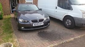 BMW 3 Series 2.5 325i SE 2dr, AUTO, LEATHER SEATS, 71K MILES ONLY