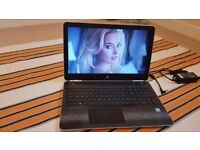 "2000GB !!! VERY STRONG HP 15-au193sa 15.6"" Laptop Intel® Core i7 7-GEN 2TB HDD 8GB TITAN GREY"