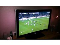 37 inch LCD Philips TV 1080p