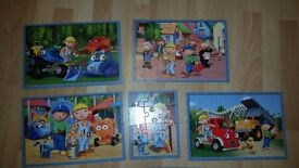Bob the Builder puzzles bundle