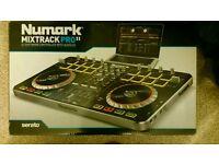 Numark DJ software controller with audio