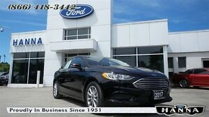 2017 Ford Fusion *NEW* SEDAN SE *200A* FWD *HEATED SEATS* 2.5L I