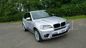 BMW X5 3.0D XDRIVE MSPORT (2011)