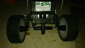 REDUCED Hill Billy Electric Golf Trolley