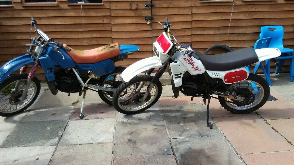 Honda mtx 125 projecs x2 | in Southport, Merseyside | Gumtree