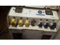 Big diesel generator