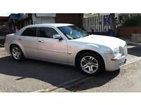 CHRYSLER 300C with BENTLEY GRILL, 11months MOT and 5months TAX