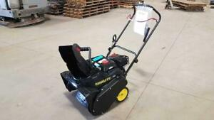 Dozens of Snowblowers at Auction - New and Used - Ends March 27th