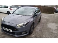 FORD FOCUS ST-3, 2.0T 250PS