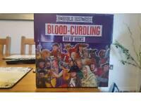 QUICK SALE - Horrible Histories Blood-Curdling Box of Book