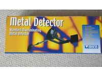 Discriminating Metal Detector Precision Gold (new in the box)