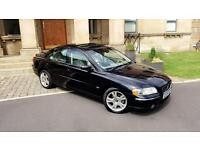 2005 Volvo S60 2.4 Diesel Special edition HPI CLEAR Automatic Sunroof Leather seats Cruise control