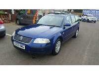 ++++CHEAP VOLKSWAGEN PASSAT ESTATE+++THE CAR STARTS AND DRIVES GOOD WITH MOT++++