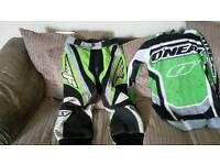Fly raceway motocross trousers