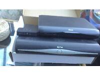 Sky HD box with remote, wireless box and multiroom box £30
