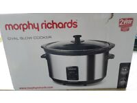 Morphy Richards Slow Cooker (Brand New)