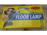 Avian Sun deluxe floor lamp