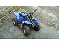 Wanted small quad bikes kazuma meerkat 50cc or similar
