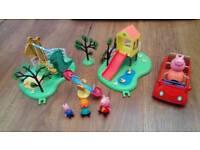 Peppa pig toys