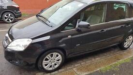 Vauxhall zafira 2010 with PCO