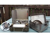 Military Camping Stove