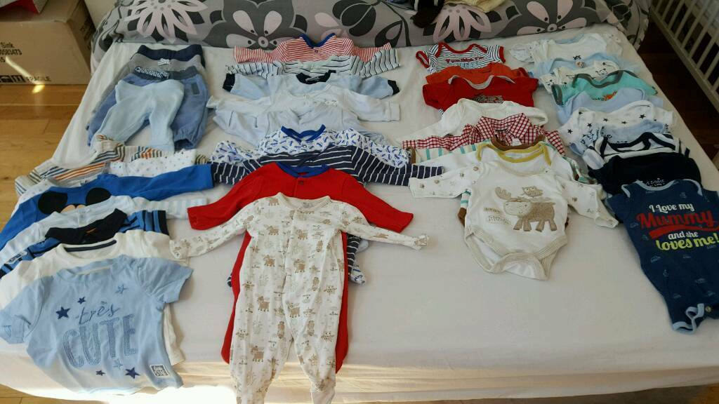 Baby clothes sizes newborn 9 monthsin Portsmouth, HampshireGumtree - Varied baby clothes, sizes newborn to 9 months. Prices negotiable