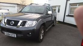 Nissan Navara Top Spec