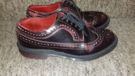 Dr Martens Made in England Brogues