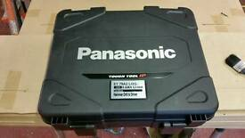 Panasonic drill case. (Empty)
