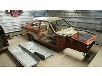 Ford escort mk1 project