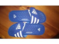 ADIDAS Supercloud beach sandals size 12 as new