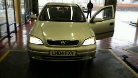 Vauxhall asrta
